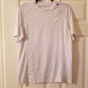 Lululemon mens medium wet dry warm shirt